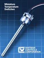 Whitman Temperature Switches